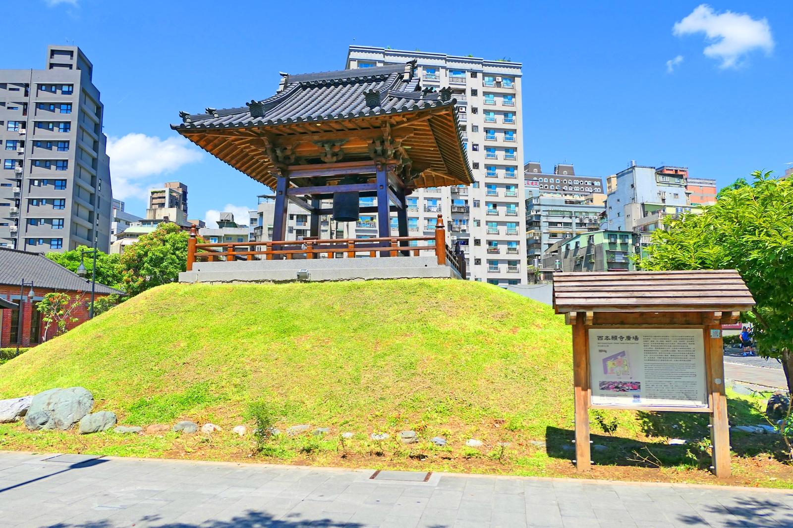 鐘樓 | 日式建築 |西本願寺廣場 | 一抹和風 | 臺灣 | 巡日旅行攝 | RoundtripJp