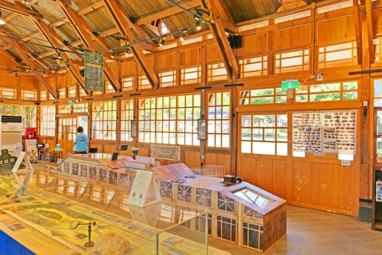 新北投車站內 | 日式木造建築 | 和風臺灣 | 和風巡禮 | 巡日旅行攝