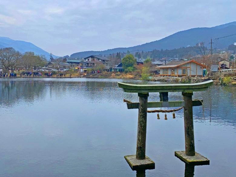 九州大分縣金鱗湖 | 日本 | 巡日旅行攝