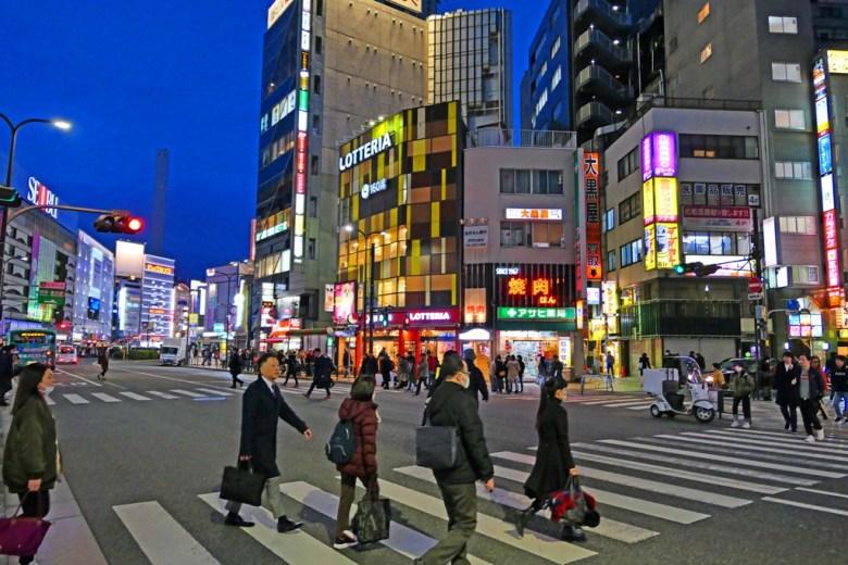 池袋夜景 | 晚上街景 | Ikebukuro | Tokyo | Japan | RoundtripJp