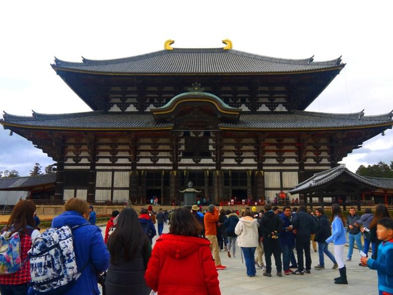 奈良縣東大寺 | 日本 | 巡日旅行攝
