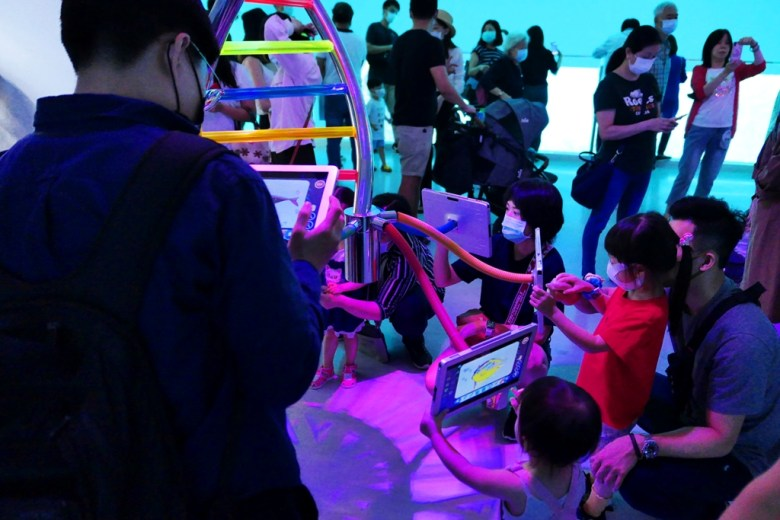 互動遊戲裝置 | Xpark | Zone 7 | Taiwan | RoundtripJp
