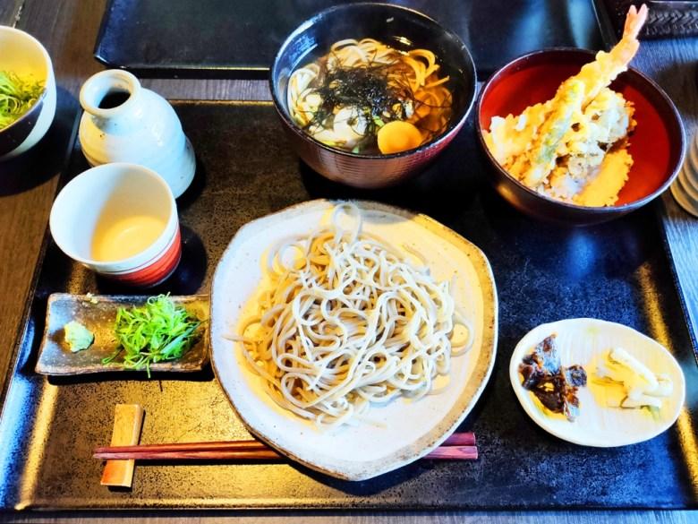 蕎麥麵 | Soba | 京都美食 | よしむら清水庵 | Kyoto | Japan | RoundtripJp