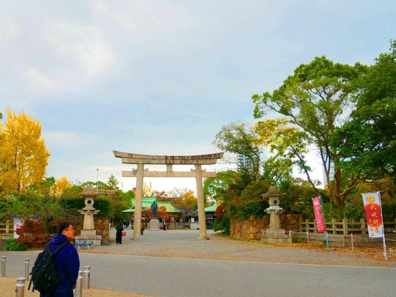 Ginkgo Biloba | ほうこくじんじゃ | 豊國神社 | Osaka | Kansai | Japan | RoundtripJp
