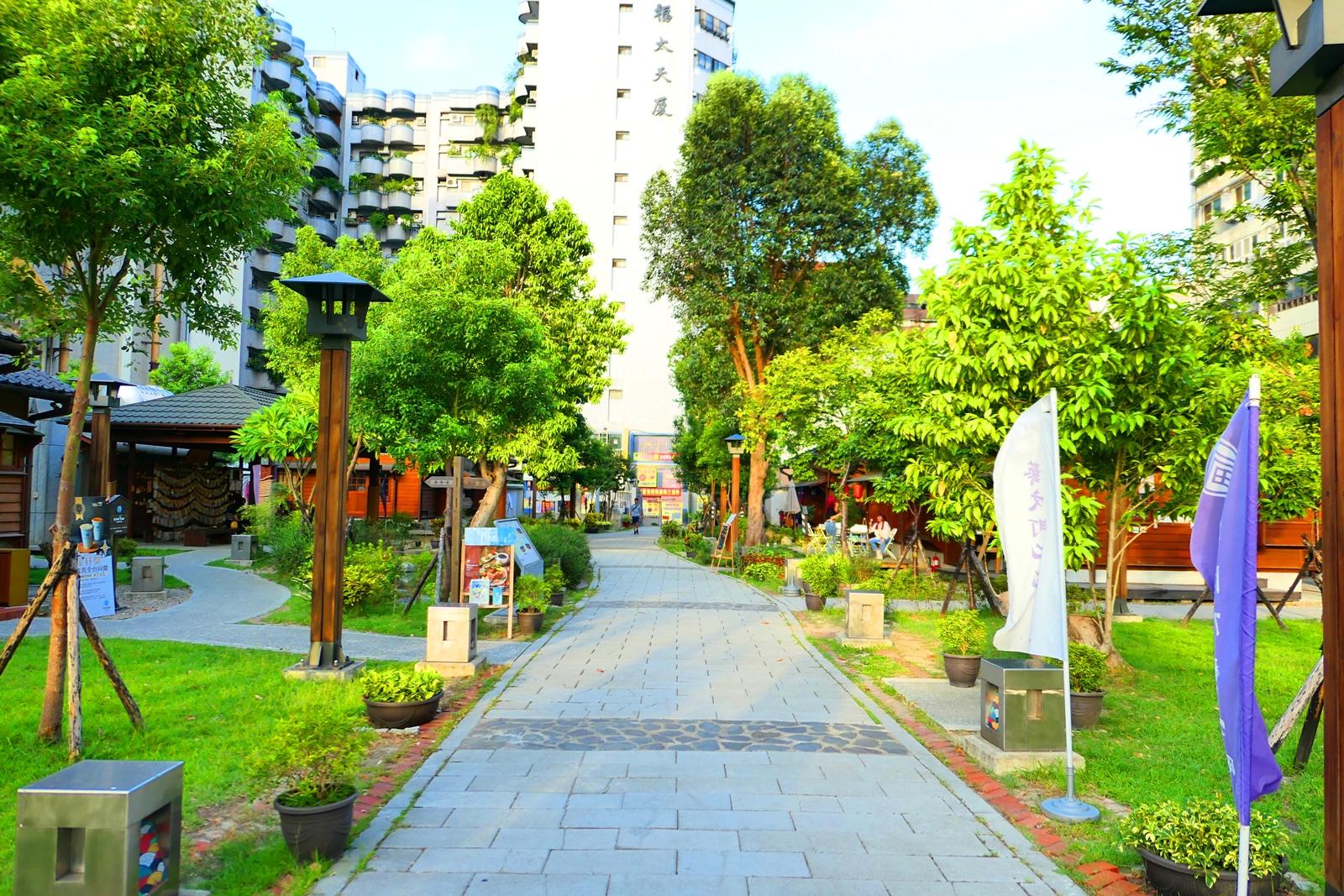 桃園77藝文町 | Taoyuan 77 Art Zone | 桃園 | 和風臺灣 | Japanese Style In Taiwan | 巡日旅行攝
