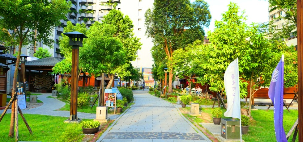 桃園77藝文町   Taoyuan 77 Art Zone   桃園   和風臺灣   Japanese Style In Taiwan   巡日旅行攝