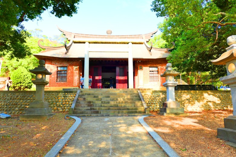 Tongxiao Shrine | Japanese Style In Taiwan | Miaoli | Taiwan | RoundtripJp