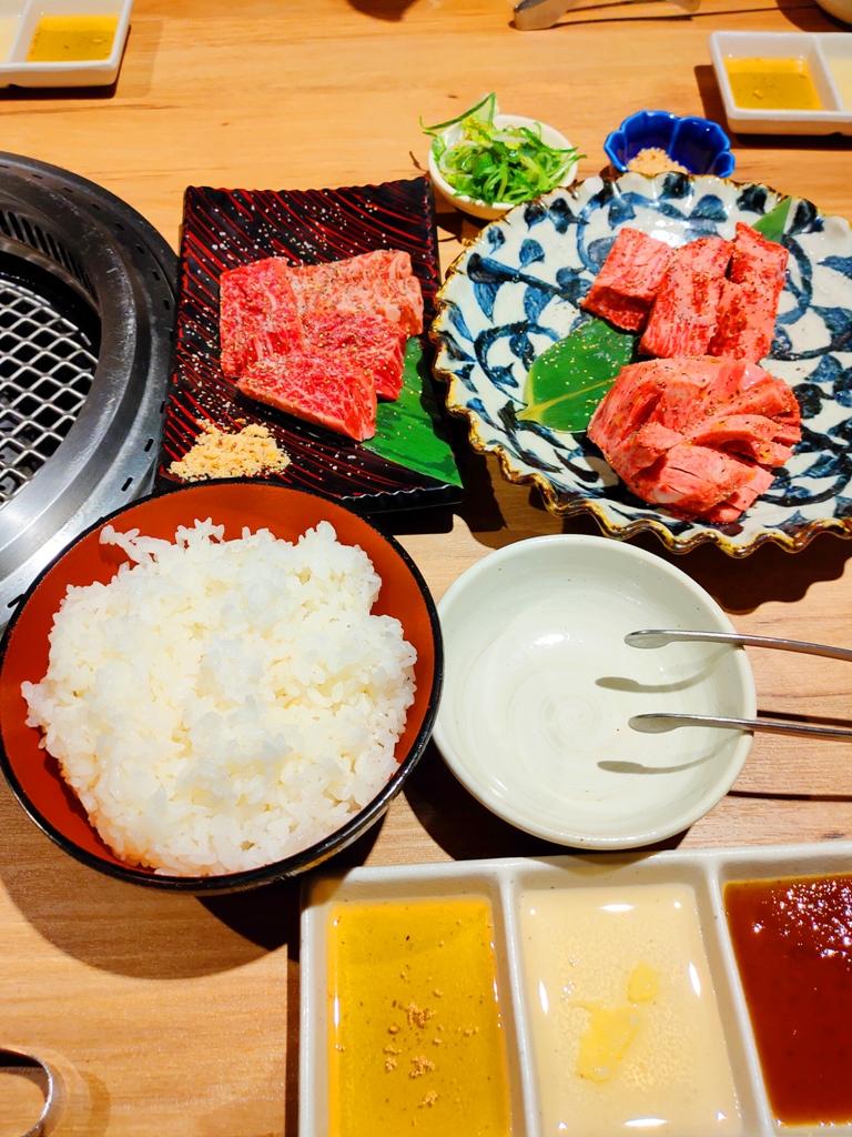 日本和牛 | 白飯與佐料 | 和牛沾醬 | 日本 | Japan | RoundtripJp