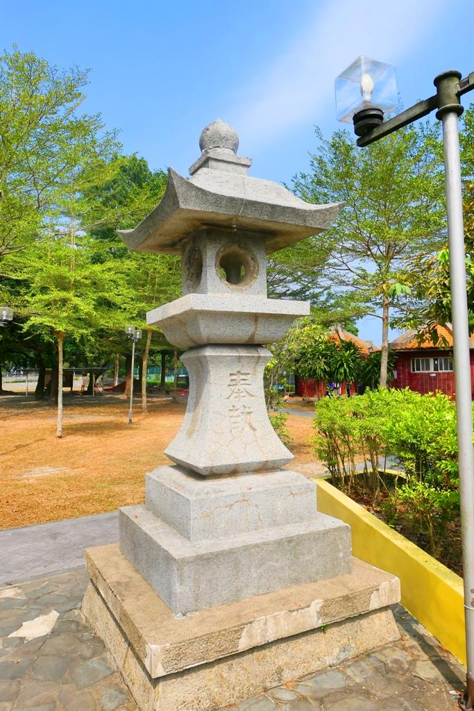 大石燈籠 | 竹山公園 | 竹山神社遺跡 | 竹山 | 南投 | 臺灣 | 巡日旅行攝