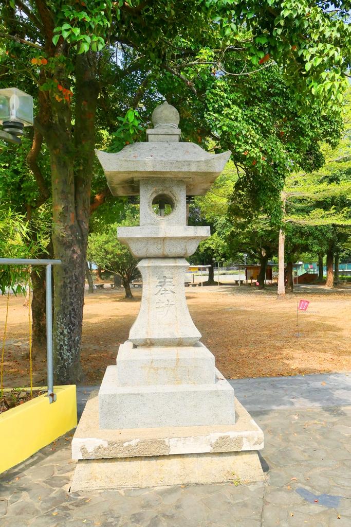 大石燈籠 | 竹山公園 | Takeyama Shrine | Zhushan | Nantou | RoundtripJp