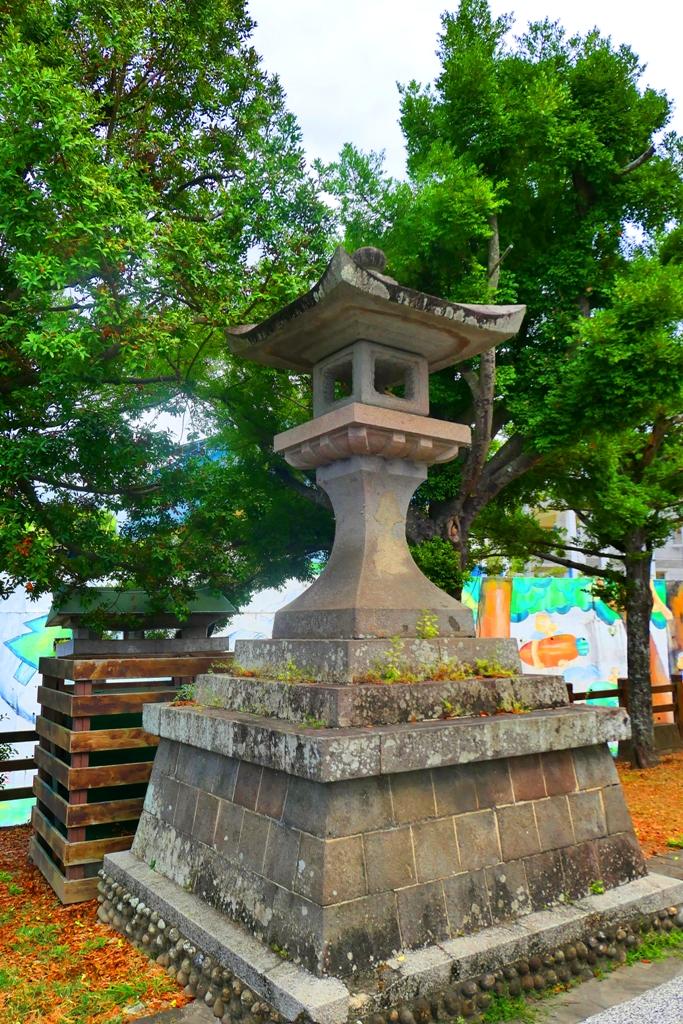 石燈籠 | 林內神社遺跡 | りんないじんじゃ | Linnei Shrine | Linnei | Yunlin | Taiwan | RoundtripJp