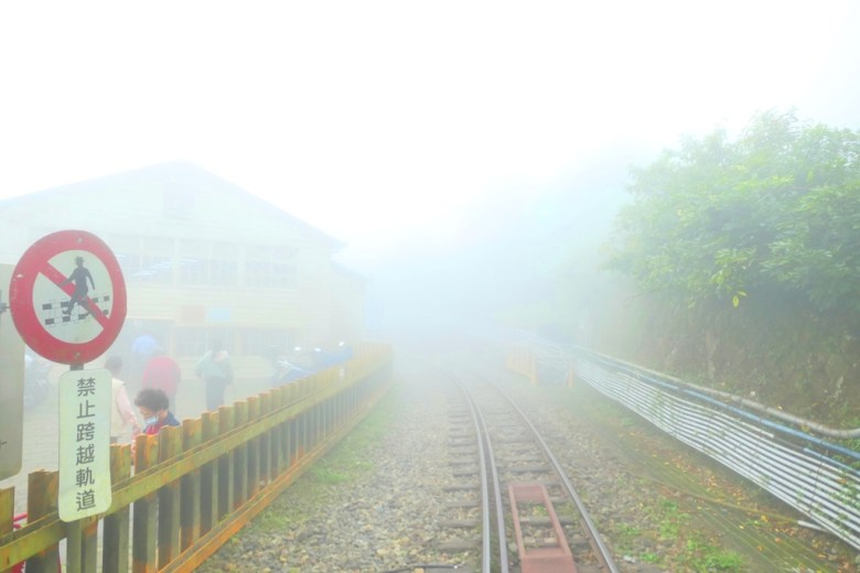 阿里山鐵道 | 蒸汽火車展示館 | Steam Engine Museum | 奮起湖 | 阿里山 | 嘉義 | 臺灣 | 巡日旅行攝