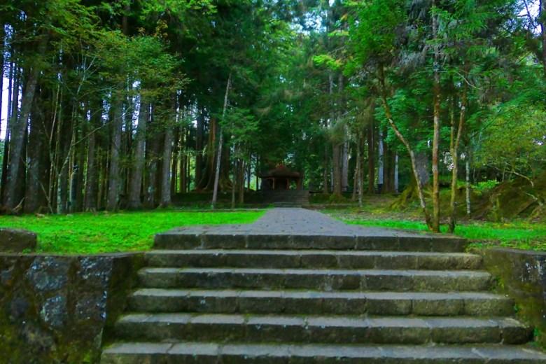 阿里山神社遺址 | Alishan Shrine Ruins | Chiayi | Taiwan | 巡日旅行攝