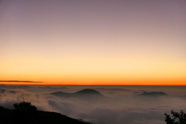 阿里山雲海 | 晚霞 | 絕景 | Alishan National Forest Recreation Area | Mt.ali | Alishan | RoundtripJp