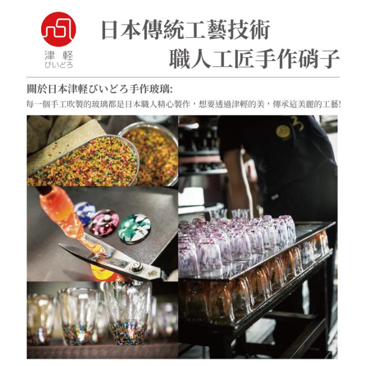 日本津軽びいどろ手作玻璃品牌介紹