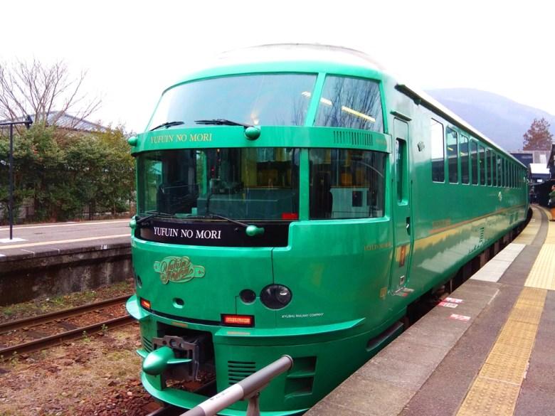 由布院之森 | 特急列車 | 九州地方 | Kyushu |日本 | Japan | 巡日旅行攝 | Roundtripjp