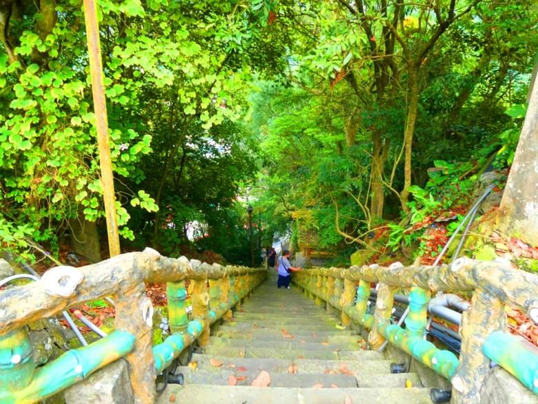 俯瞰舊好漢坡 | 陡峭而狹窄 | Baihe | Tainan | Taiwan | RoundtripJp