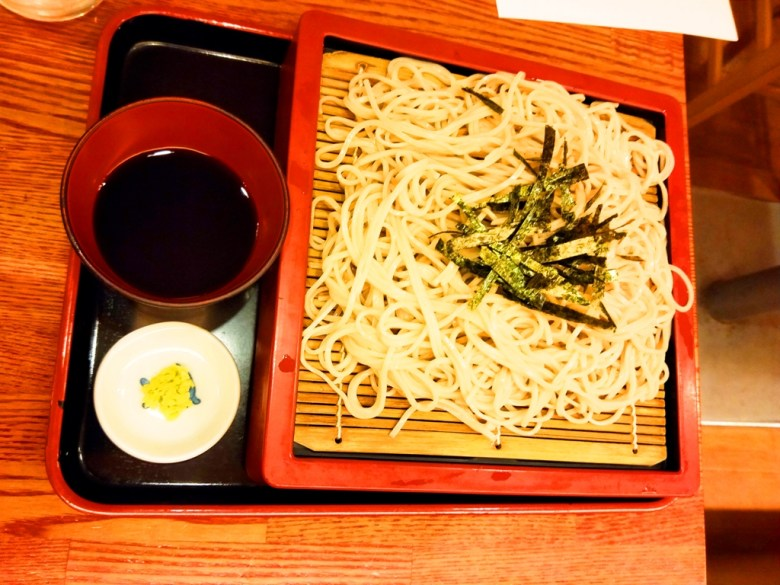多彩日本   日本蕎麥麵   日本美食   巡日旅行攝