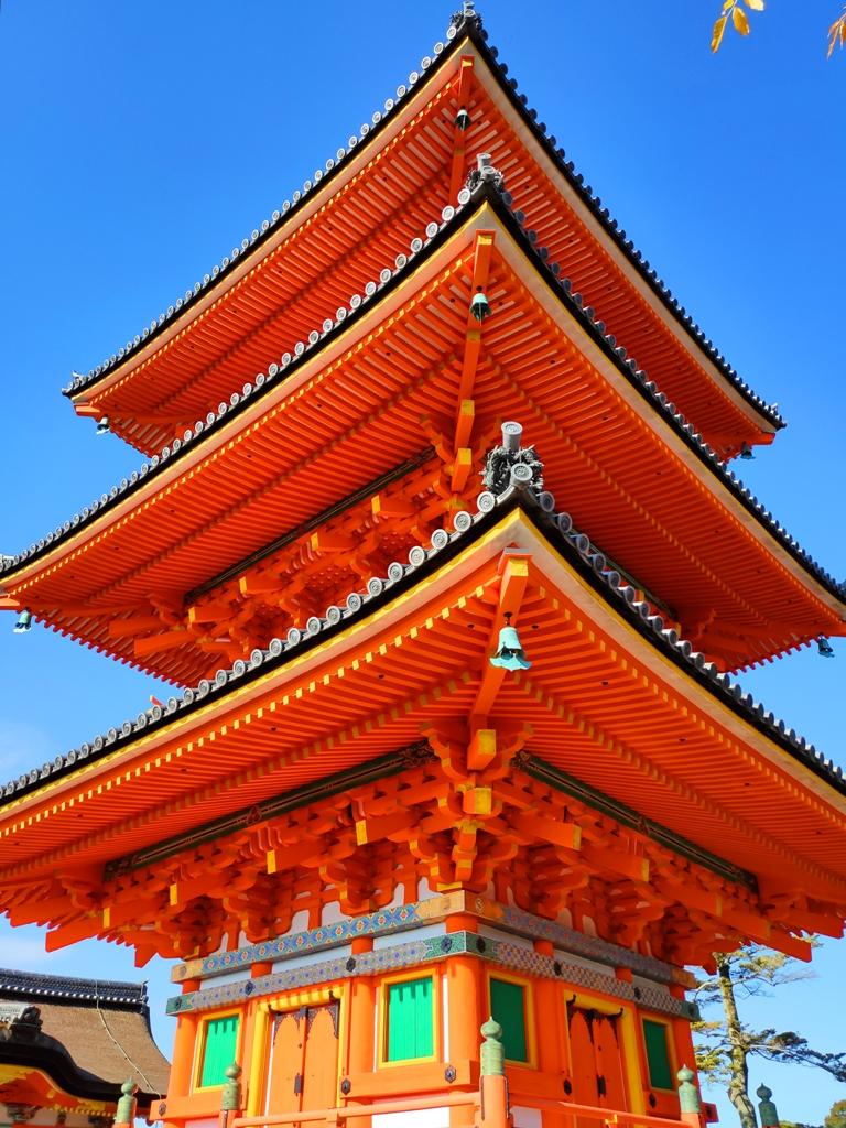 Colorful Japan | 京都府 | 清水寺 | Japan | RoundtripJp