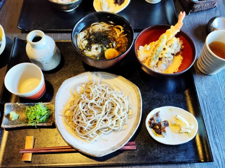 Colorful Japan | 日本よしむら清水庵蕎麥麵 | Japanese foods | RoundtripJp