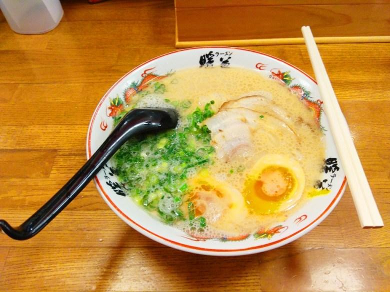 多彩日本 | 日本暖暮拉麵 | 日本美食 | 巡日旅行攝