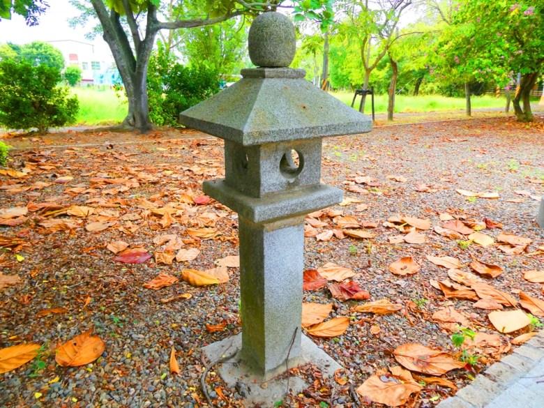 石燈籠 | 蒜頭神社遺跡 | 和園 | 蒜頭製糖所 | 蒜頭糖廠蔗埕文化園區 | 和風巡禮 | 巡日旅行攝
