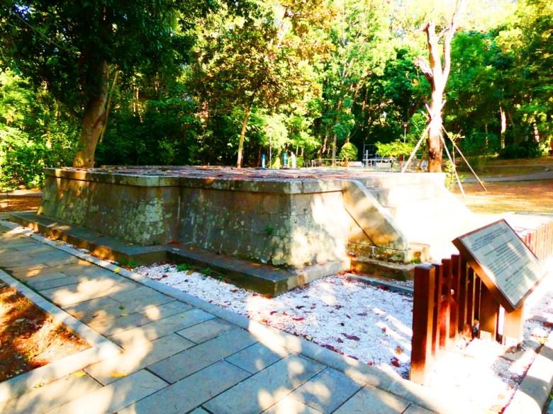 第一代嘉義神社遺跡 | かぎじんじゃ | Chiayi Shrine | 清幽嘉義公園內 | Chiayi | 巡日旅行攝