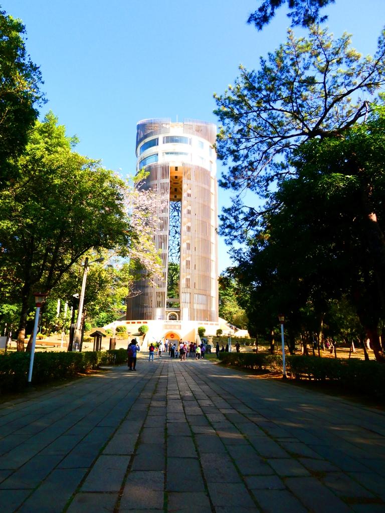嘉義公園 | 射日塔 | 第二代嘉義神社原址 | 嘉義 | Chiayi | 臺灣 | Taiwan | RoundtripJp
