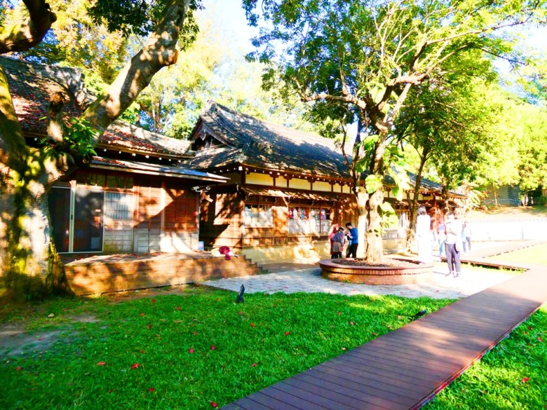 昭和J18內後方   日式庭園   網美拍攝景點   和服體驗   嘉義   臺灣   巡日旅行攝