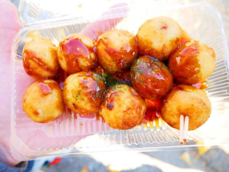 Colorful Japan   日本章魚燒   Japanese foods   RoundtripJp