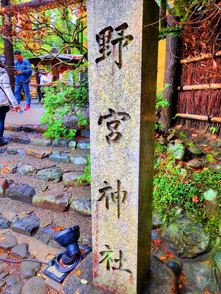 多彩日本 | 京都府 | 野宮神社 | 日本黑色景點10選 | 巡日旅行攝