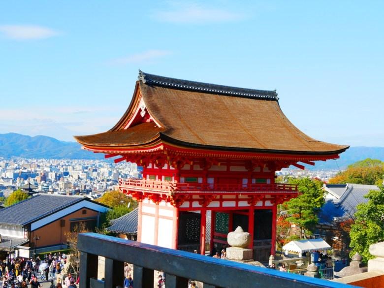多彩日本 | 清水寺 | 京都 | 日本景點 | TOP10 | 巡日旅行攝