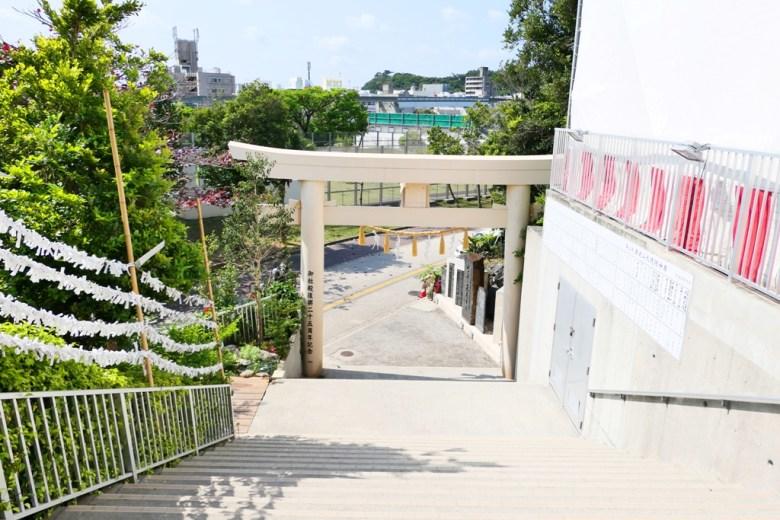 Colorful Japan | 沖繩縣 | 沖宮 | 日本白色景點10選 | RoundtripJp