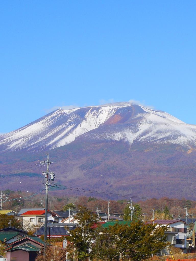 多彩日本 | 長野縣 | 淺間山 | 日本白色景點10選 | 巡日旅行攝