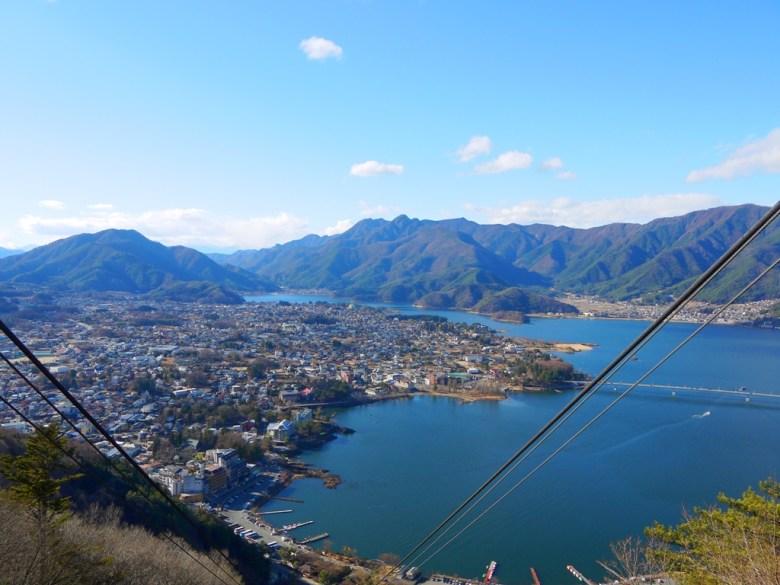 多彩日本 | 河口湖天上山公園 | 山梨 | 日本景點 | TOP10 | 巡日旅行攝
