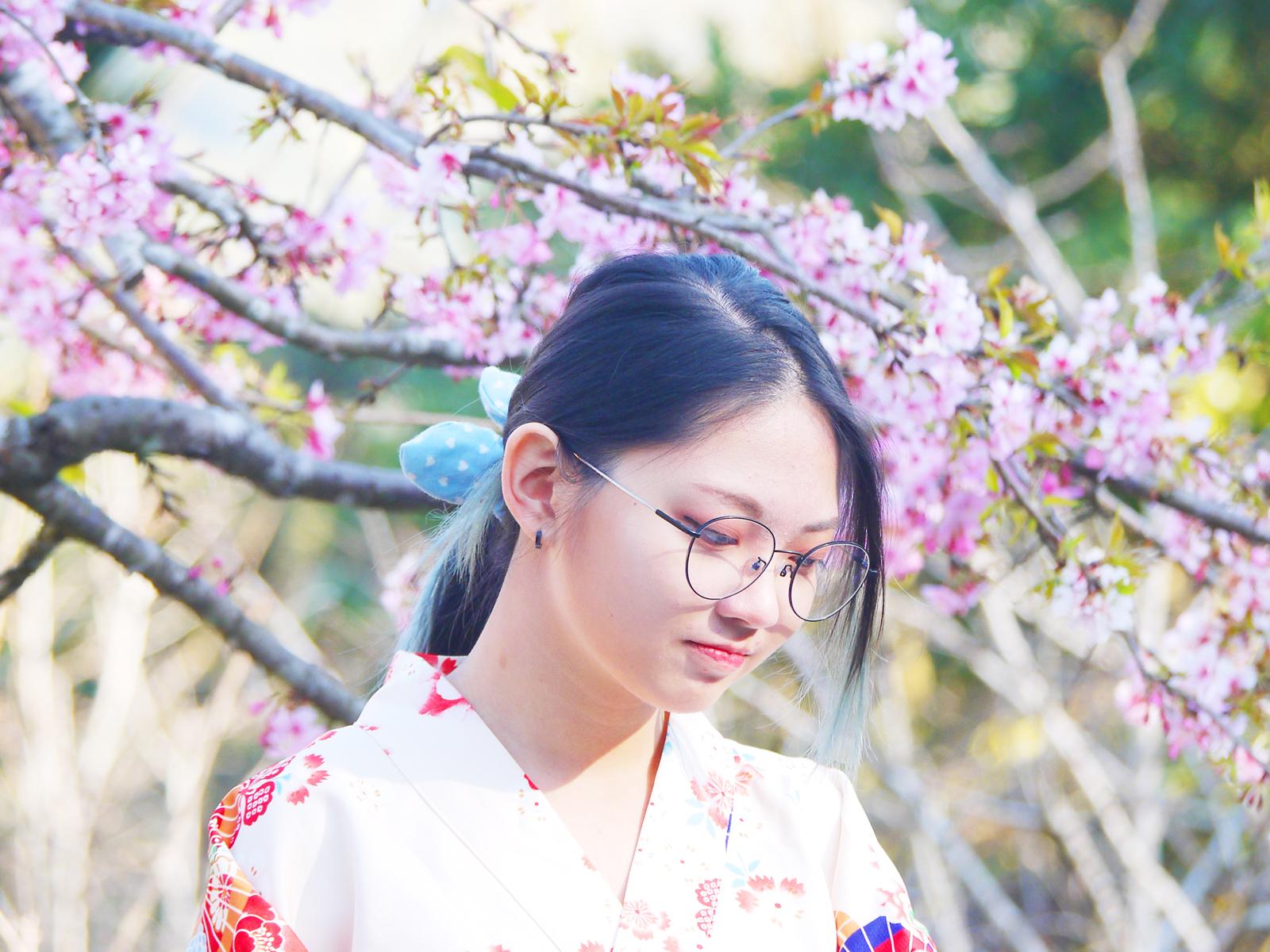 櫻花國度 | 日本風 | 九份二山 | Guoxing | Nantou | 和風臺灣 | RoundtripJp