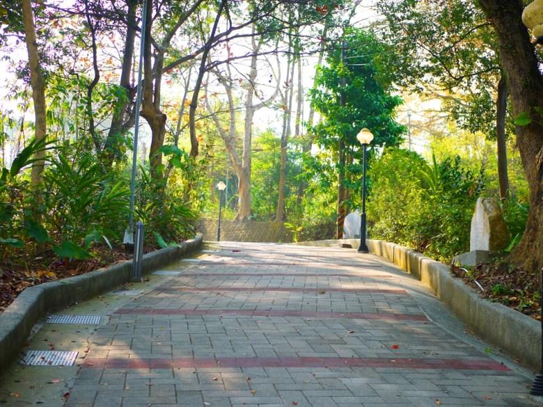 梅山公園步道 | 滿是綠樹的大自然 | 文學步道 | 梅山 | 嘉義 | Meishan | Chiayi | 和風臺灣 | 巡日旅行攝