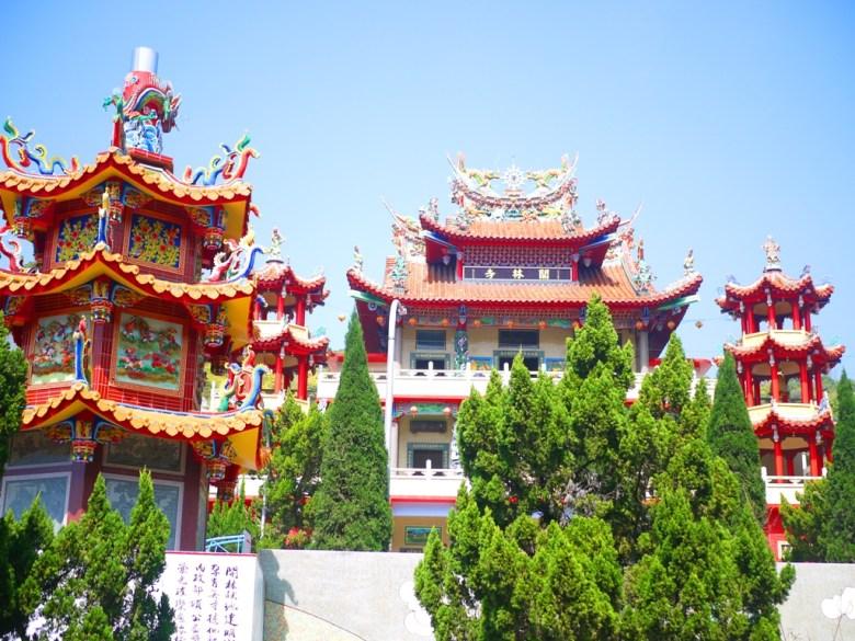 開林寺 | 臺灣傳統信仰文化 | 湖水路 | いんりん | ジャンホワ | 巡日旅行攝