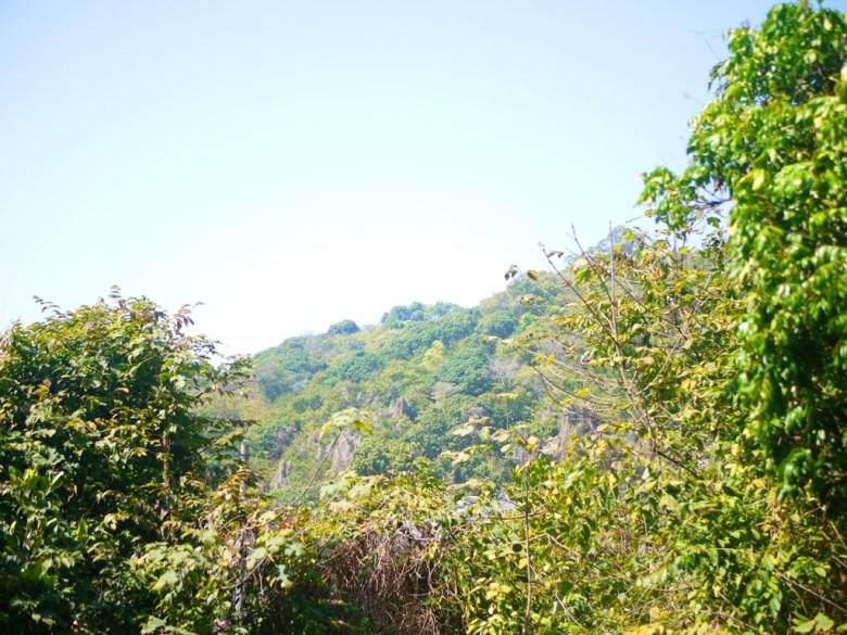 青山 | 藍天 | 空氣清新 | 能見度超高 | 八重櫻秘境 | 湖水 | 員林 | 彰化 | 巡日旅行攝