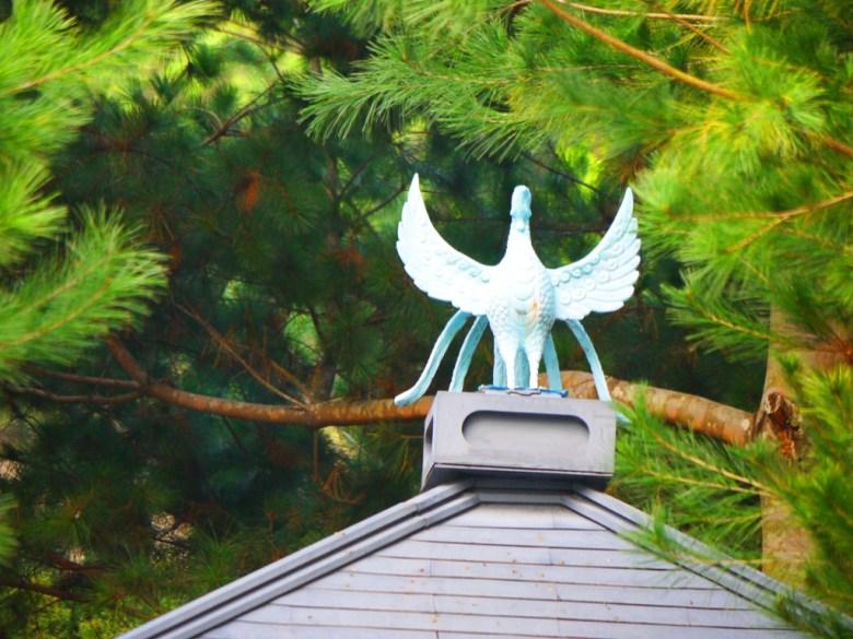 雕工細緻 | 絕美的日本鳳凰 | 華麗神聖 | 日本奉安殿 | 日本味 | 三義 | Sanyi | 苗栗 | Miaoli | RoundtripJp