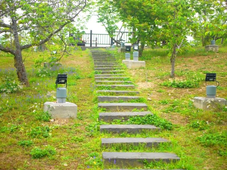 石階 | 觀景台 | 休息亭 | 小半天石馬公園 | Shih Ma Park | ルーグー | Lugu | Nantou | RoundtripJp
