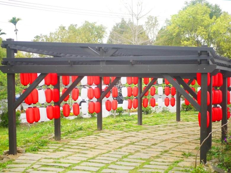 紅白燈籠 | 充滿滿滿日本風情 | 網美景點 | 石馬公園 | 櫻花公園 | 日式公園 | 巡日旅行攝