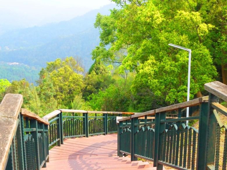 往金龍山三亭 | Mt. Jinlong Pavilion 3 180m | 金龍山步道 | ユーチー | Yuchi | Nantou | RoundtripJp