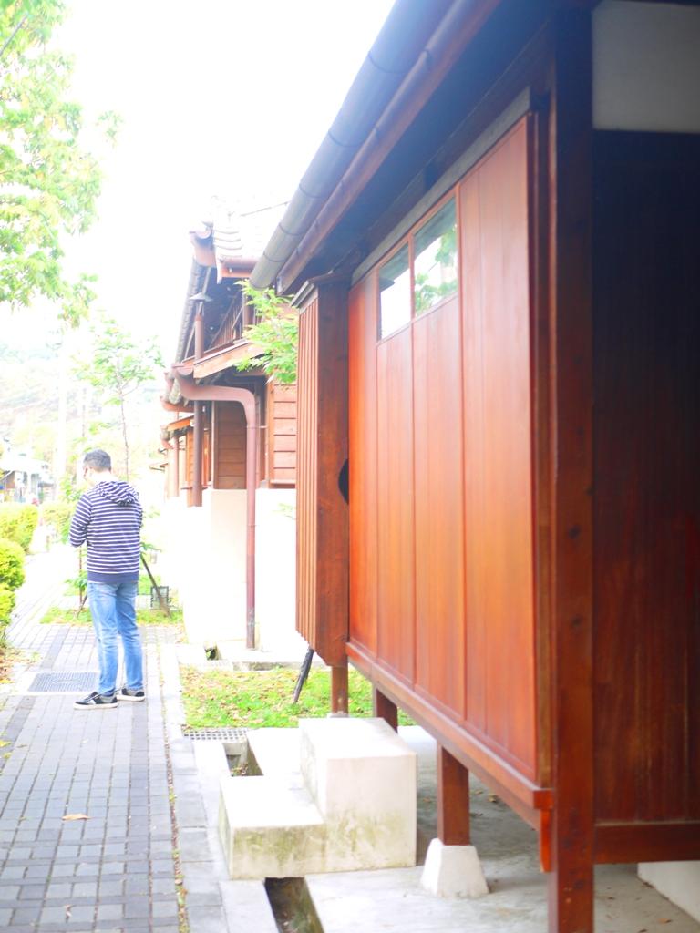 日式建築 | 歷史建築 | 原東勢公學校宿舍 | 東勢國小 | 東勢 | 台中 |ドンシー | タイジョン | 巡日旅行攝