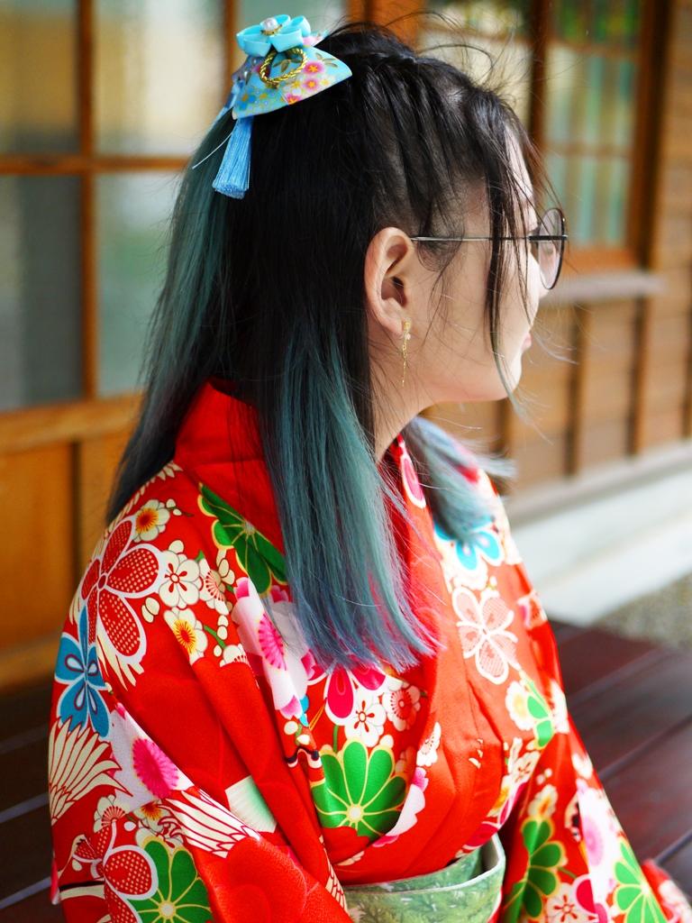 日本和服 | Japanese dormitory | 小京都 | 清水公學校日式宿舍群 | 清水 | 台中 | チンシュイ | タイジョン | RoundtripJp