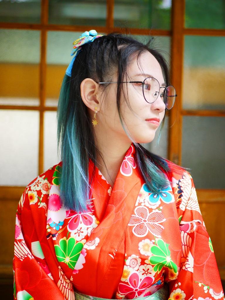日本和服 | 網美景點 | 日式景點 | 和風 | 清水公學校日式宿舍群 | 清水 | 台中 | チンシュイ | タイジョン | 巡日旅行攝