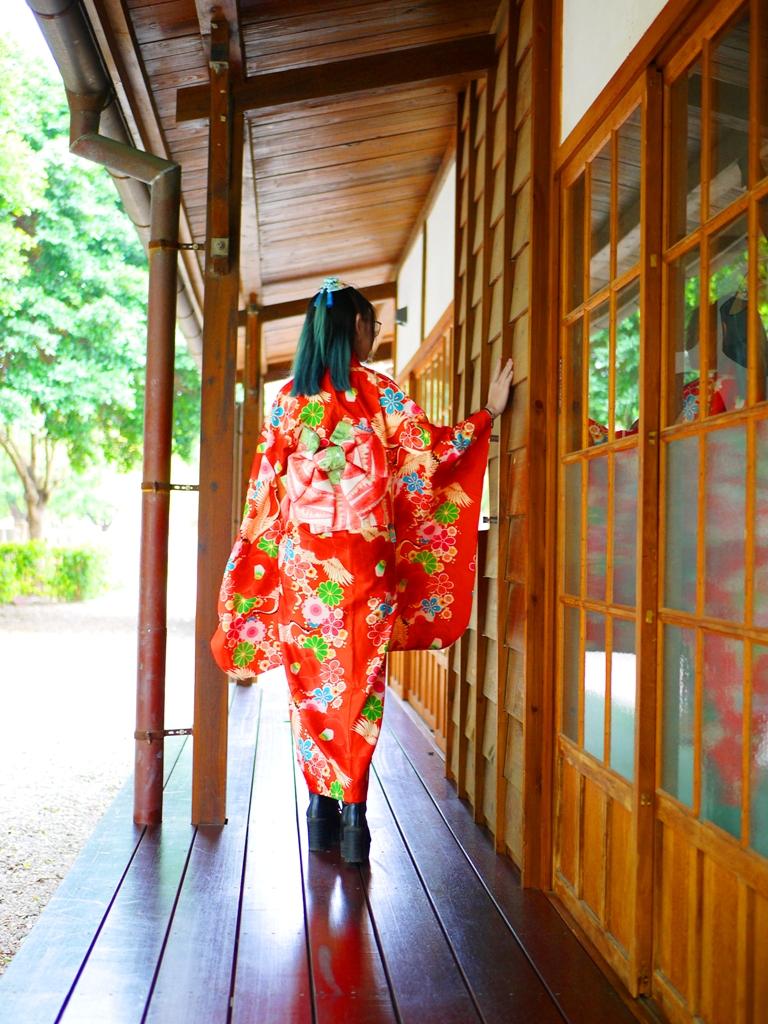 濃烈的日本風情 | 彷彿置身在日本京都的感覺 | 清水公學校日式宿舍群 | 清水 | 台中 | チンシュイ | タイジョン | 巡日旅行攝