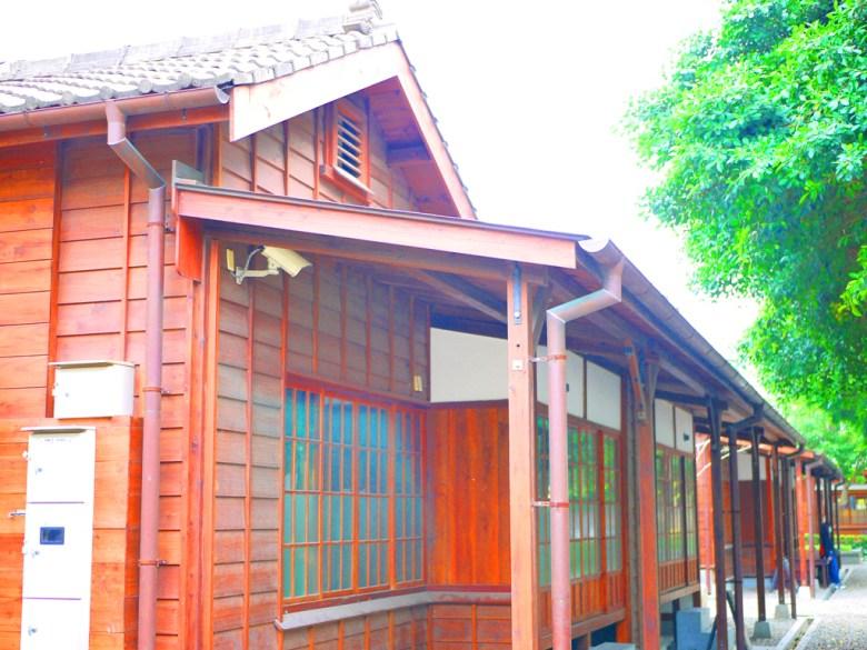 相當好拍 | 彷彿置身在日本京都的感覺 | 清水公學校日式宿舍群 | 清水 | 台中 | チンシュイ | タイジョン | RoundtripJp