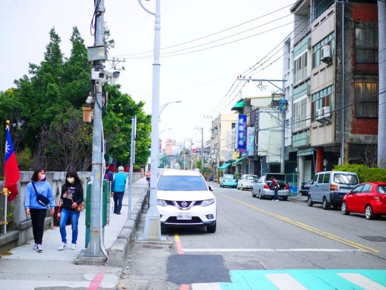 清水國小旁大馬路 | 停車不易 | 熱鬧的街區 | チンシュイ | タイジョン | Qingshui | Taichung | 巡日旅行攝