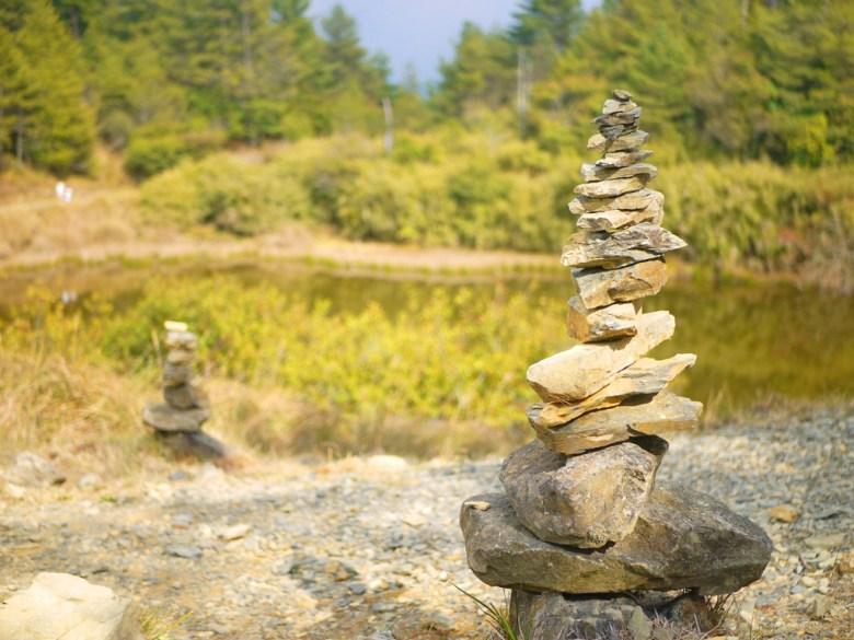 奇特石頭景觀 | 天池 | 大雪山 | 大雪山國家森林遊樂區 | 和平 | 台中 | 巡日旅行攝